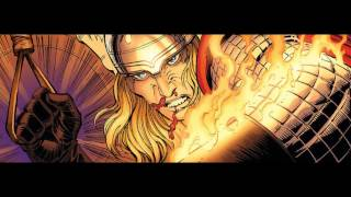 Thor vs The Phoenix Force-Avengers vs X-Men