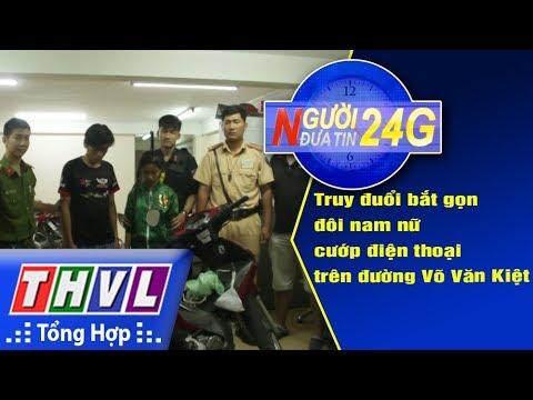 THVL | Người đưa tin 24G (6g30 ngày 04/09/2018)