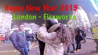 New Year Eve Firework London 2015