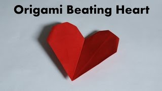 Origami Beating Heart