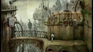 Machinarium Gameplay - part 11 - Bridge