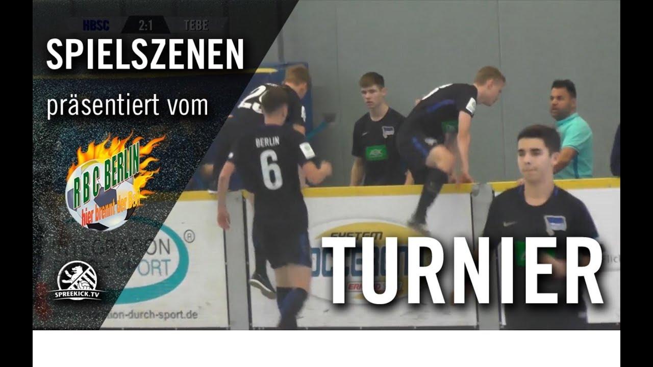 Hertha BSC U17 - Tennis Borussia Berlin U17 (Zwischenrunde, Range Bau Cup 2018) #1
