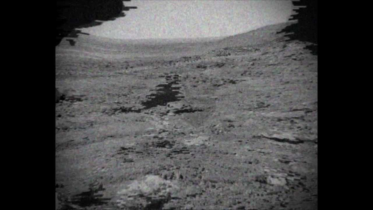 1st person veiw mars rover footage - photo #8
