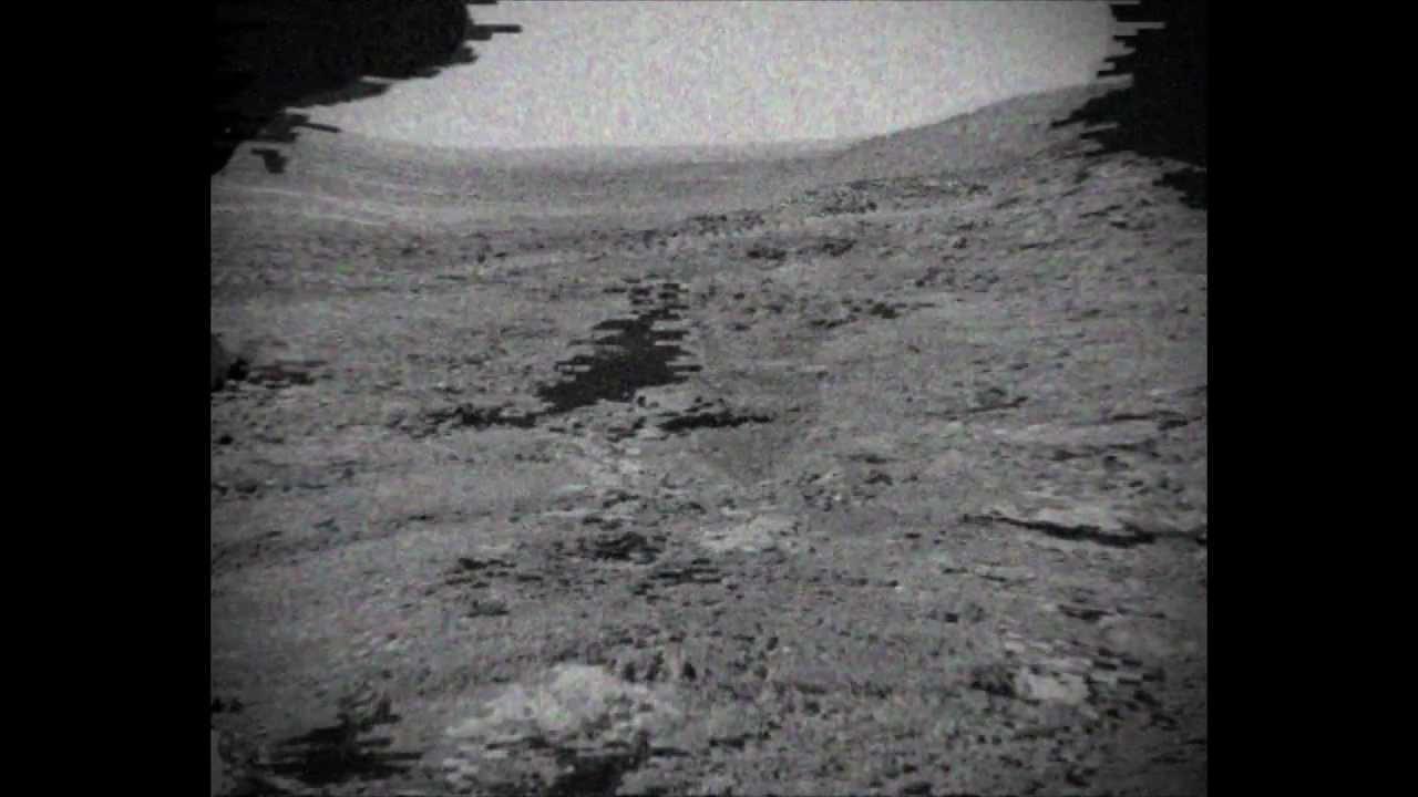 footage of mars rover landing - photo #48