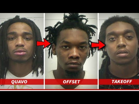 Top 10 CRIMES Committed By Rappers! ( Migos , Lil Uzi Vert ,