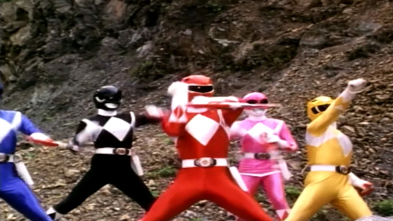 Download Green With Evil Part I: Out Of Control   MMPR   Full Episode   S01   E17   Power Rangers Official