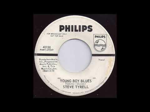 Steve Tyrell – Young Boy Blues