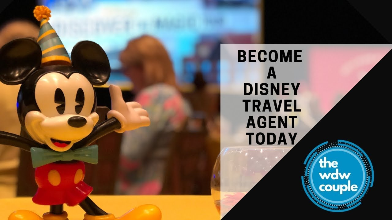 How to Become A Disney Travel Agent