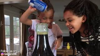 COCA COLA VS PEPSI CHALLENGE! Amazing Chocolate Coke Challenge Toys Kids