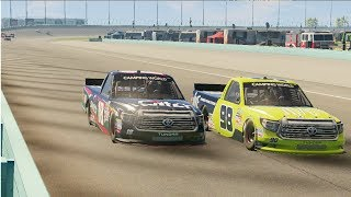 FIGHT FOR THE CHAMPIONSHIP! | NASCAR HEAT 2 CAREER (PART 20)
