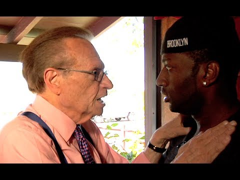 Larry King Challenges DeStorm