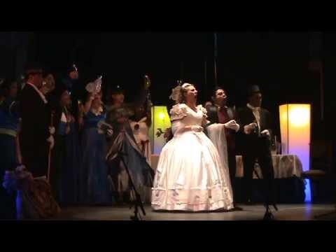 Brindis La Traviata - Revista Cultural ExpresArtes