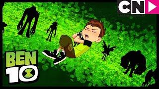 Бен 10 на русском   Разрушение парка развлечений   Cartoon Net