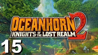 Oceanhorn 2 - Cornfox & Brothers - Walkthrough Part 15 - iPhone X - Apple Arcade
