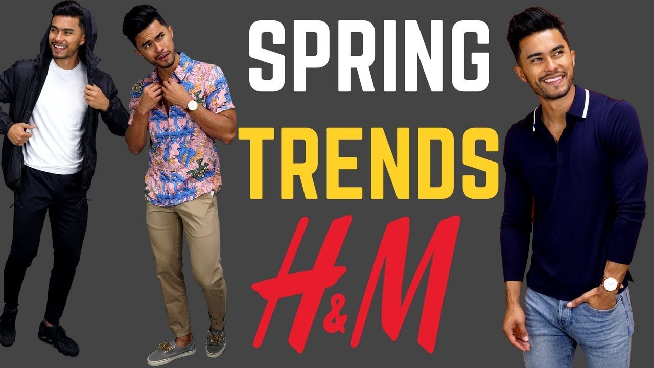 [VIDEO] - 8 Best Spring Trends At H&M (Guys Should Buy Now) 9