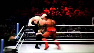 BATISTA AND REY MYSTERIO VS KANE AND BIG SHOW--WWE 13