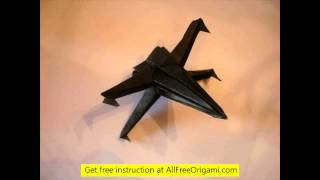 Origami Airplane Fly Forever