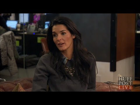 Angie Harmon Talks Lesbian Tension On 'Rizzoli And Isles'
