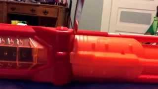 Nerf Mega Centurion- How to take the barrel off the Centurion.