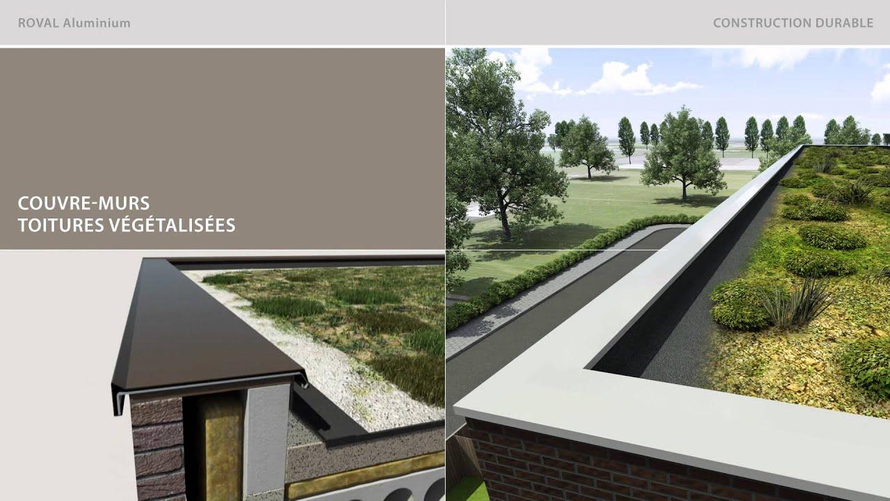 roval couvre murs toitures v g talis es youtube. Black Bedroom Furniture Sets. Home Design Ideas