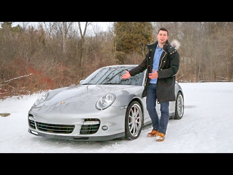 This Is Why The 997 Porsche Turbo Is The Best Car Under $75,000