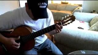Enrique Iglesias - Nunca Te Olvidaré - Acoustic Cover