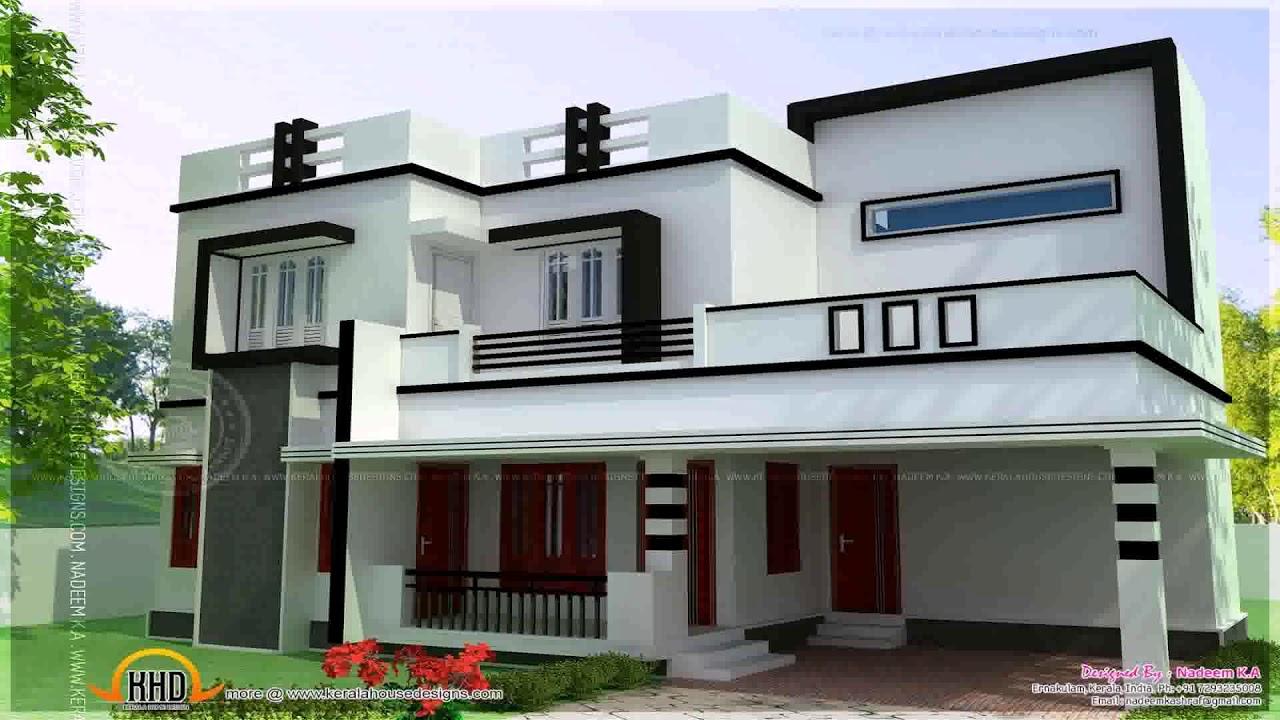4 Bedroom House Plans Indian Style 3d (see description ...