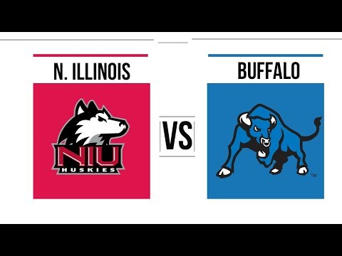 2018 MAC Football Conference Championship Game Northern Illinois vs Buffalo Full Game Highlights