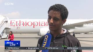32 Ethiopians return home after being freed in Egypt
