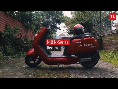 NIU N Scooter Review: Can this Electric Scooter Replace Fuel Engine Scooters?