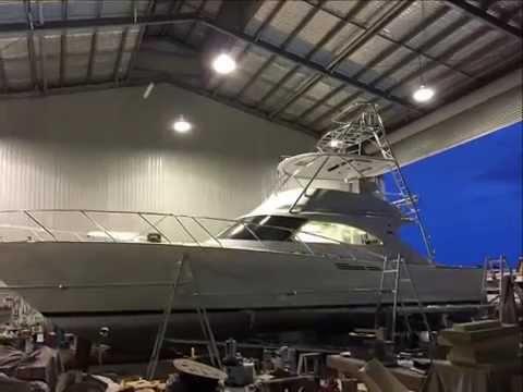 Zulu Gameboat - Assegai 54ft build process, Queensland, Australia