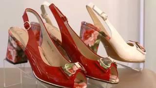 видео Женская обувь с 35 по 44 размер на полную ногу