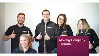 Metropolitan Moving Company in Toronto