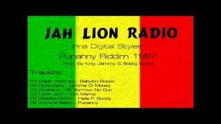 Punanny Riddim Mix ´87 mixed by DJ Ekow from Jah L