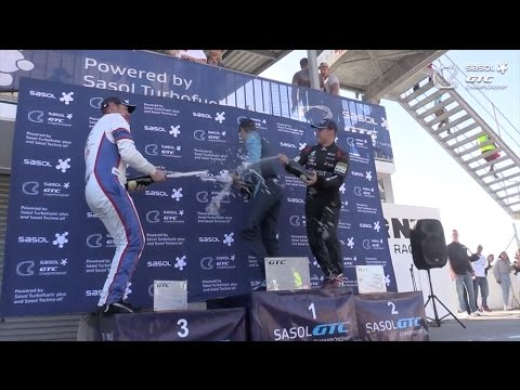 2017 Sasol GTC: Round 1 Highlights TV Program | Cape Town