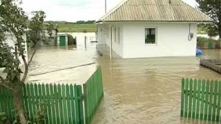 Вашківці, Чернівецька область, повінь