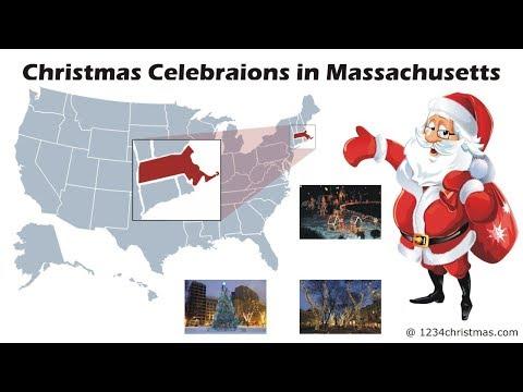 Massachusetts Christmas Celebrations