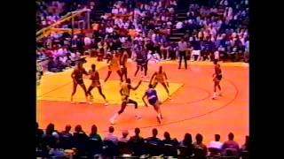 Magic Johnson - 34 pts, 10 reb, 18 asts vs Suns Full Highlights (1989.03.26) CLUTCH.