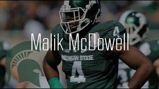 malik mcdowell heavyweight michigan state highlight video
