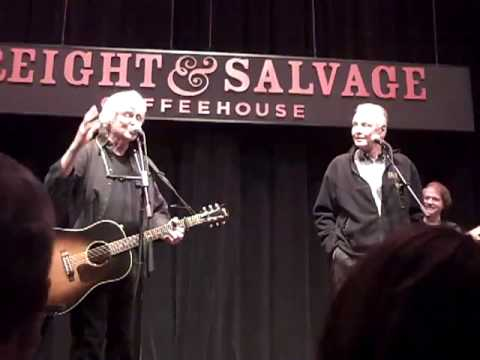 Chip Taylor with his brother Jon Voight  Berkeley, CA