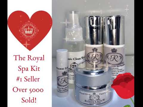 The Spa Kit For Valentines Day