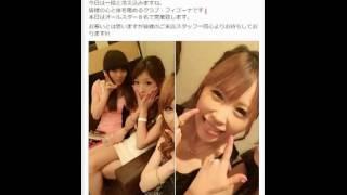 【画像】やまぐちりこ 現在の姿、AKB48からAV女優、そして大分でクラブ...