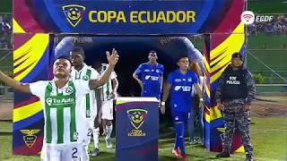 Resumen Emelec 2 América De Quito 2 Octavos De Final Vuelta - Copa Ecuador