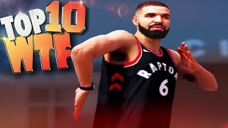 TRY NOT To Say WTF At These TOP 10 Plays Of The Week - NBA 2K18 Highlights