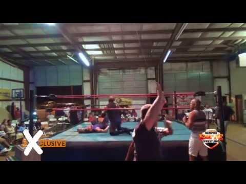 MEW eXclusive Match - Chris Lexx Vs Naughty X Nature Rude