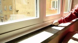 Dokončovací práce a seřízení oken