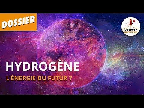 Vidéo HYDROGÈNE : L'ÉNERGIE DU FUTUR ? - Dossier #36 - L'Esprit Sorcier