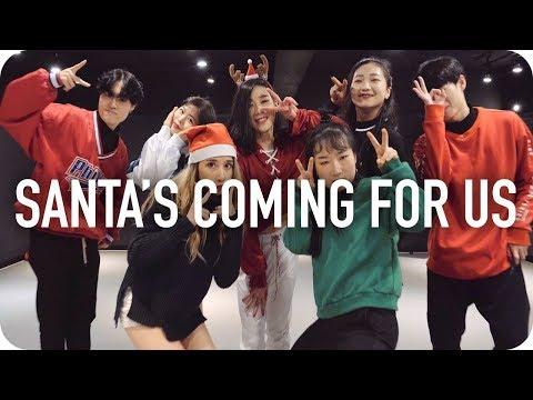 Santa's Coming For Us - Sia / Tina Boo Choreography