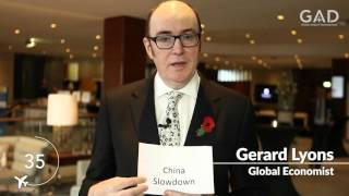 The world in 60 seconds according to Gerard Lyons