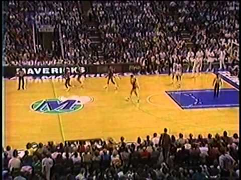 Philadelphia 76ers vs Dallas Mavericks, February 27, 1987